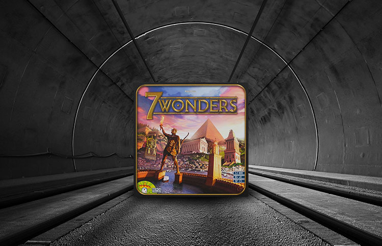 Quick Hits: 7 Wonders Review | Board Game Quest image