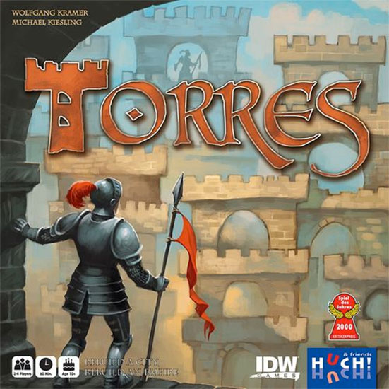 torres review board game quest