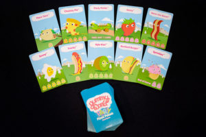 Yummy World Cards