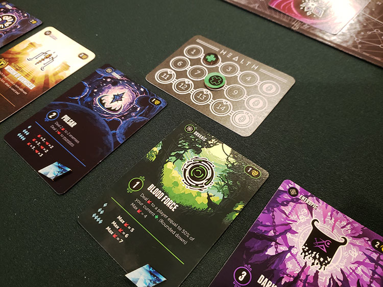 Endogenesis Game Experience