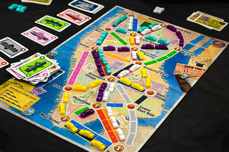 Origins Ticket to Ride New York