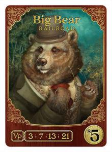 Raccoon Tycoon Card