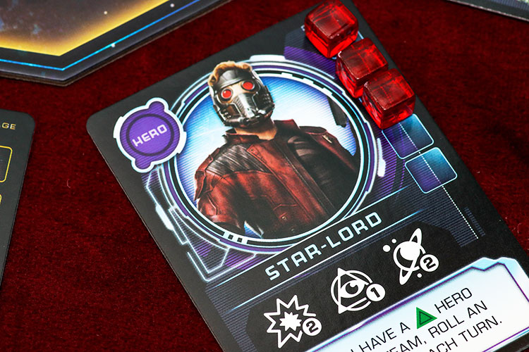 Thanos Rising Star Lord