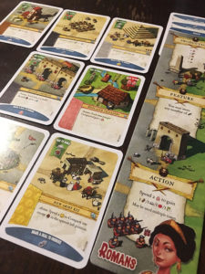 Imperial Settlers We Didn't Start The Fire New Cards