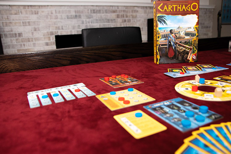 Carthago Game Experience
