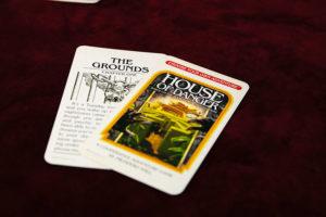 House of Danger Cards
