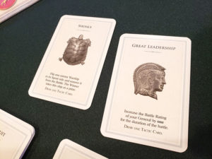 Hannibal and Hamilcar Cards