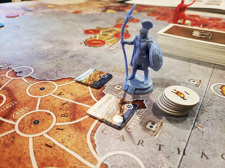 Hannibal and Hamilcar Game Experience