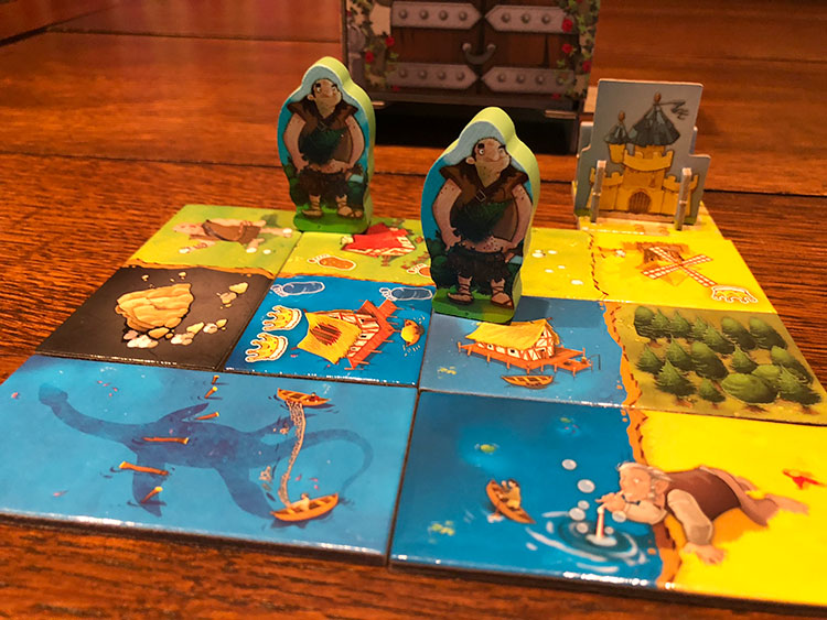 Kingdomino Age of Giants Game Experience