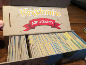 Kingdomino Age of Giants Tower