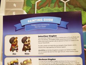 My Little Scythe Painting Guide