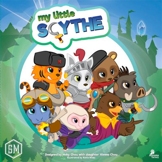 My Little Scythe Review | Board Game Quest image