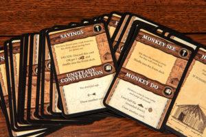 Robinson Crusoe Cards