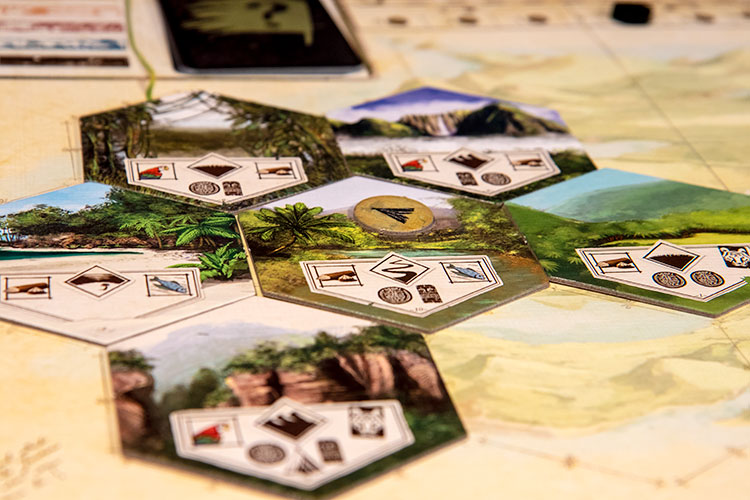Robinson Crusoe Game Experience