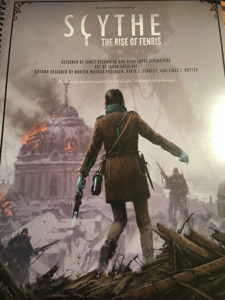 Scythe: Rise of Fenris Book