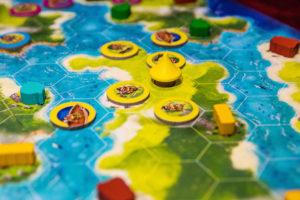 Blue Lagoon Yellow