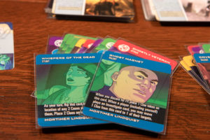 Dresden Files Card Game Expansions Mortimer