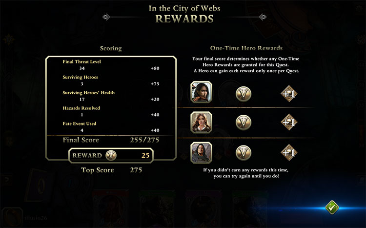 Lord of the Rings Digital LCG End Game