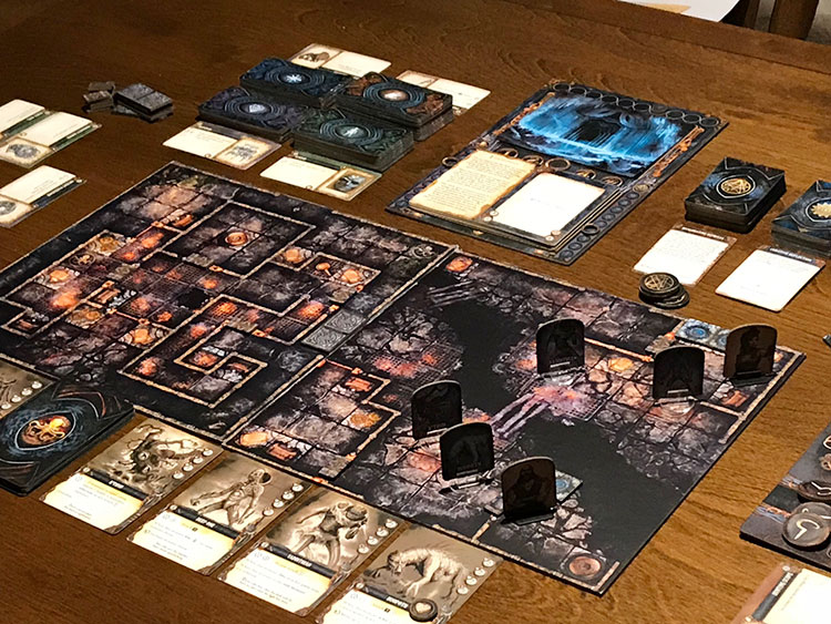 Machina Arcana: Second Edition Game Experience