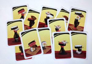 Maki Stack Cards