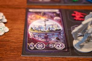 Starship Samurai Area Control