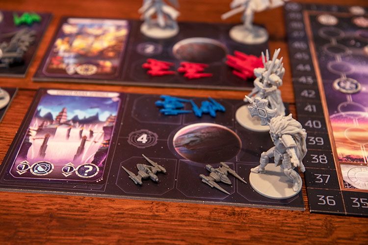 Starship Samurai Game Experience