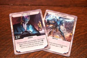 Starship Samurai Order Cards