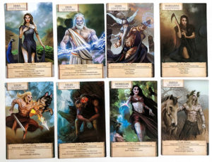 Deities Domination Cards