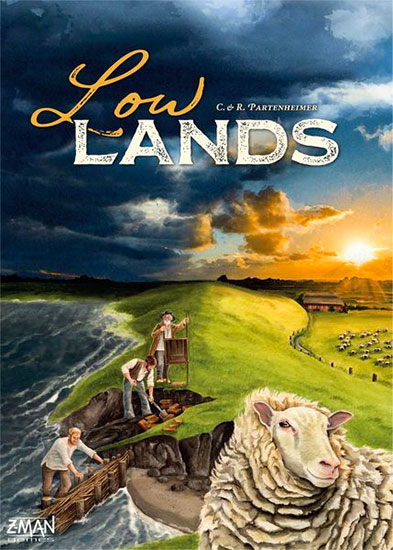 Board Game Quest: Lowlands Review image