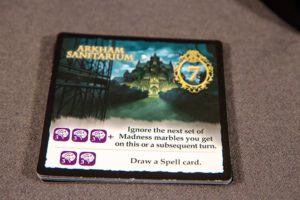 Tower of Madness Location Cards