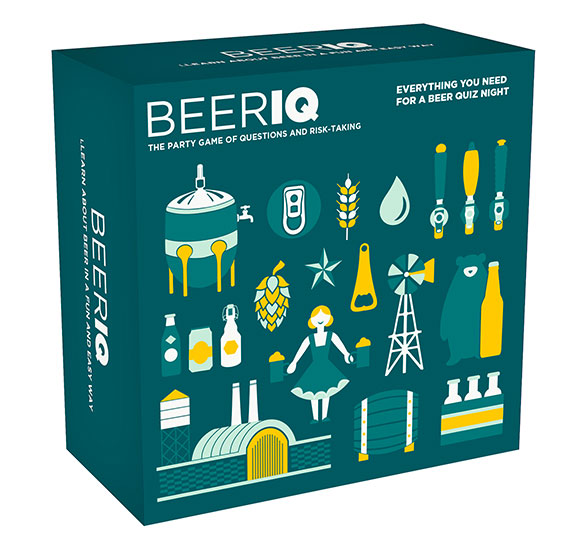 BeerIQ Review | Board Game Quest image