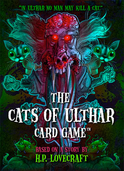 The Cats Of Ulthar Preview Board Game Quest