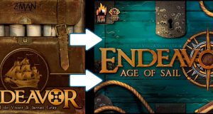 Endeavor Second Edition from First