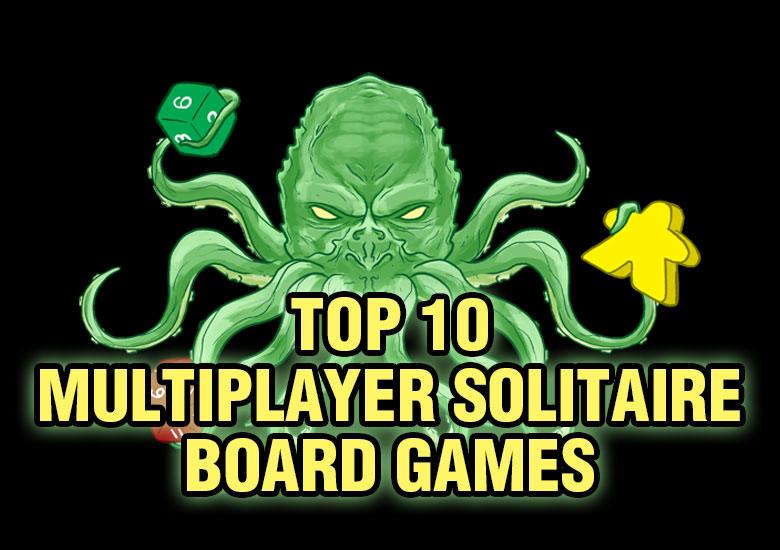 Top 10 Multiplayer Solitaire Games