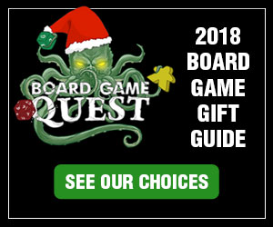 2018 Board Game Gift Guide