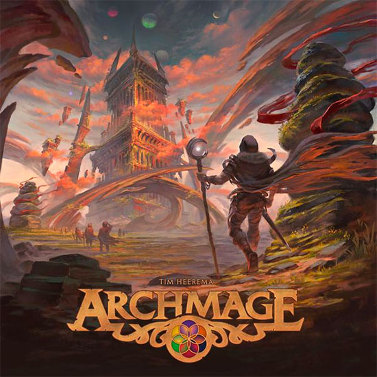 Archmage Review | Board Game Quest image