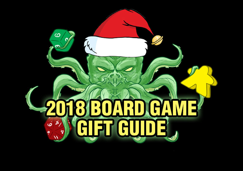 Board Game Gift Guide 2018