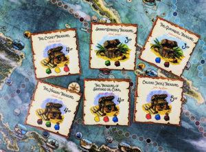 Extraordinary Adventures: Pirates! Tiles