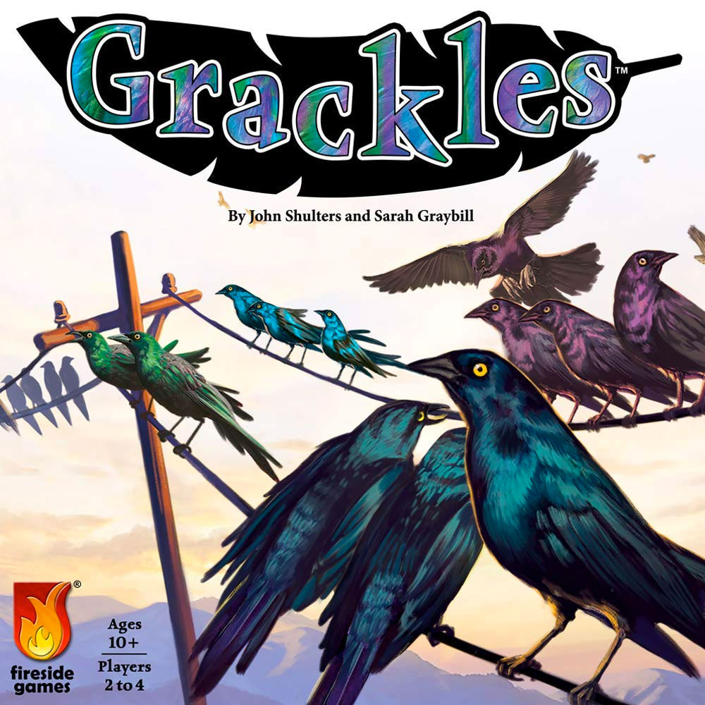 Grackles Review | Board Game Quest image