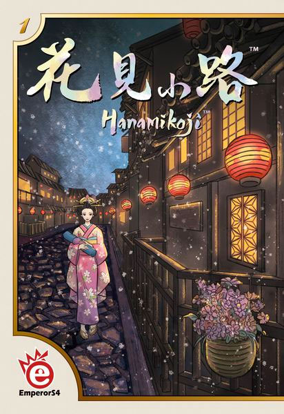 Hanamikoji Review | Board Game Quest image