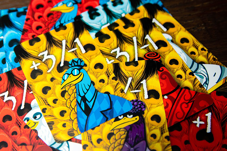 Pikoko Cards