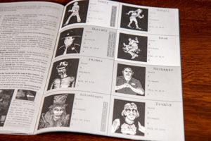 Psycho Raiders Characters