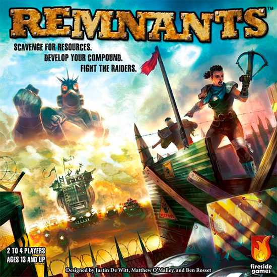 Remnants Review | Board Game Quest image