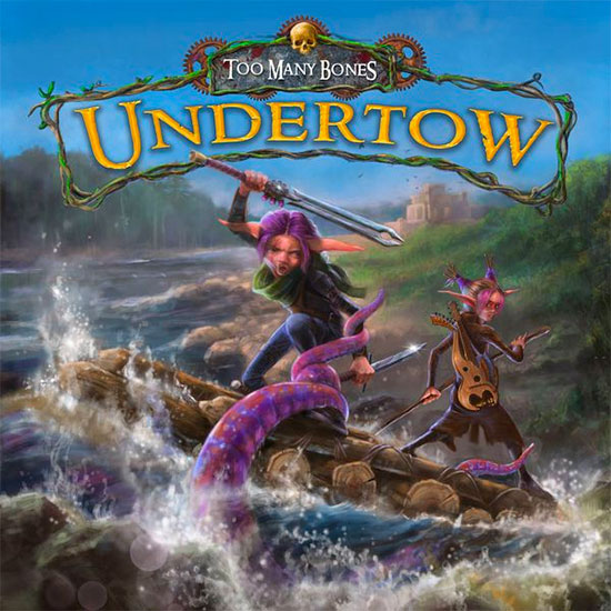 Too Many Bones: Undertow Review | Board Game Quest image