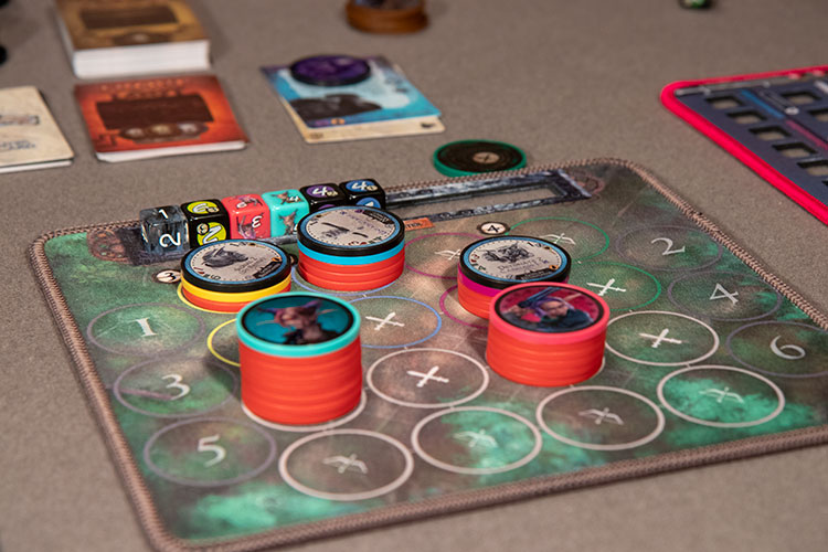 Too Many Bones: Undertow Review | Board Game Quest