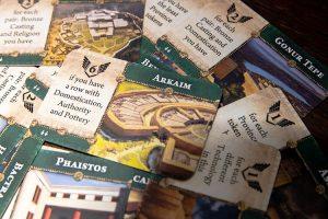 Bronze Cards