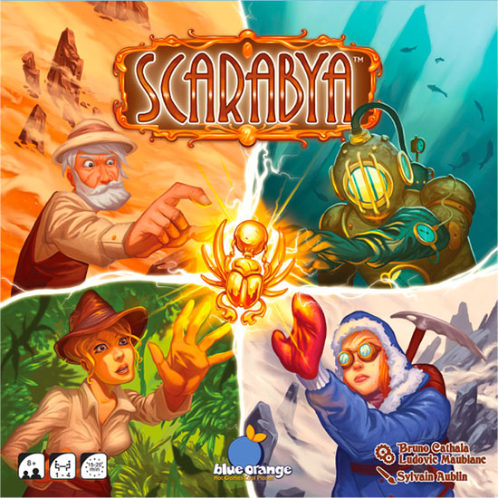 Scarabya Review image