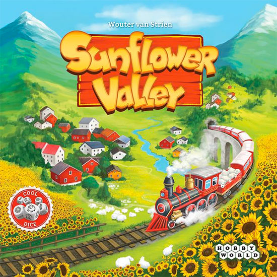 Sunflower Valley Review | Board Game Quest image
