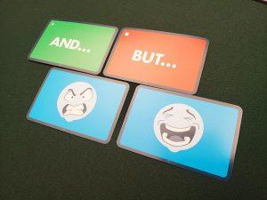 Untold: Adventures Await Cards
