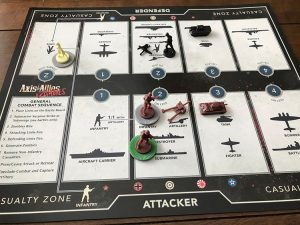Axis and Allies and Zombies Battle